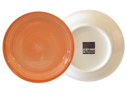 Тарелка десертная 19cm Tognana Gypsy Orange, керамика