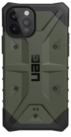 cumpără Husă pentru smartphone UAG iPhone 12 / 12 Pro Pathfinder Olive 112357117272 în Chișinău