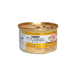 Gourmet Gold pate din curcan 85 gr