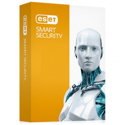 ESET NOD32 Smart Security Family 3Dt RNW 1 year