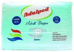Подгузники для взрослых Adulped Jumbo Large 30шт 115-150см 70+кг