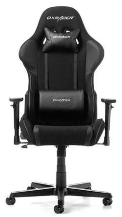 купить Gaming кресло DXRacer Formula GC-F11-N-H1, Black/Black/Black в Кишинёве