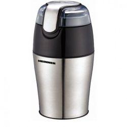 Кофемолка Heinner HCG-150SS, Inox/Black