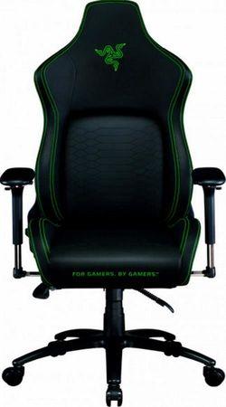 купить Gaming кресло Razer RZ38-02770200-R3G1 Iskur Black Edition в Кишинёве