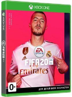 Видео игра Microsoft Fifa 20 (Xbox)