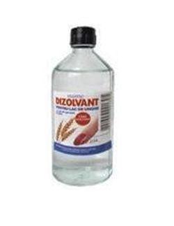 Жидкость для снятия лака (без ацетона) с маслом зародышей пшеницы