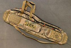 Чехол для удилищ WEIDA 100см (3 ряда)