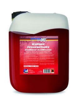 Radiator Antifreeze red G12 Concentrat antigel