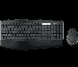 Беспроводная Клавиатура + мышь Logitech MK850, Black