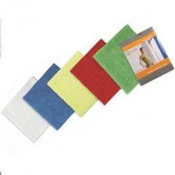 MICROFIBRA EXTRA Салфетка микрофибра зеленая 32x32 см