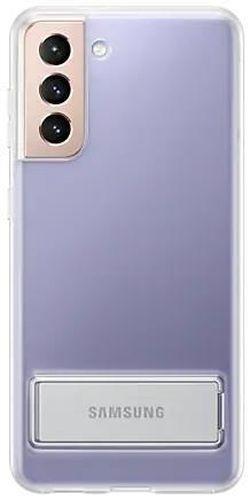 cumpără Husă pentru smartphone Samsung EF-JG991 Clear Standing Cover Transparency în Chișinău