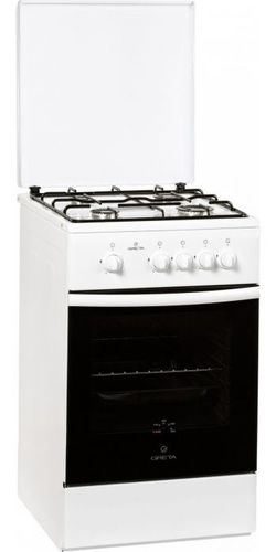 Газовая плита Greta 1470-00-16 White