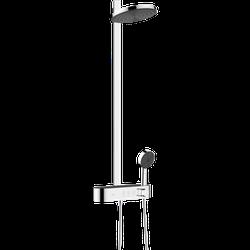 Pulsify Showerpipe 260 2jet сu ShowerTablet Select 400, crom