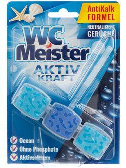 Блок туалетный WC Meister аромат Океан