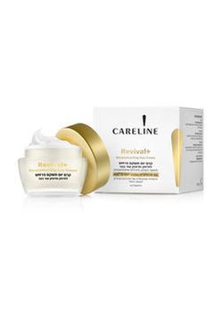 Crema de zi Careline 55+ Revival SPF 15, 50 ml