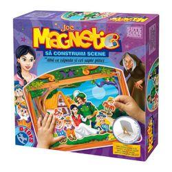 Магнитная игра Sa construim scene, Alba ca Zapada, код 41259