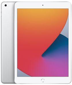 cumpără Tabletă PC Apple iPad 10.2 (2020) 32GB Wi-Fi Silver (MYLA2) în Chișinău