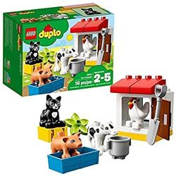 LEGO  DUPLO Farm Animals 16дет арт.10870