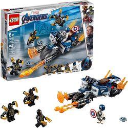 LEGO Avengers CaptainAmerica:Outriders art. 76123