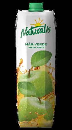 Naturalis нектар зеленое ялоко 1 Л