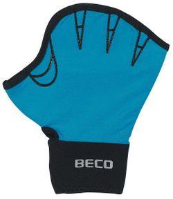 Перчатки для аквааэробики (открытые пальцы) S Beco 9634 (677)