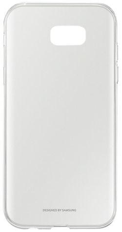cumpără Husă pentru smartphone Samsung EF-QA720, Galaxy A7 2017, Clear Cover, Transparent în Chișinău