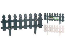 Gard decorativ pentru curte/gradina 60X30cm, 4buc