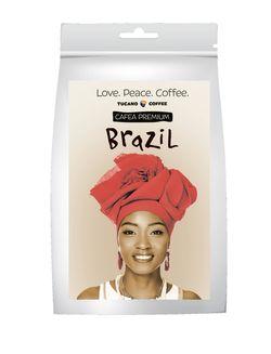 cumpără Cafea TUCANO COFFEE Brazil macinata 200gr în Chișinău