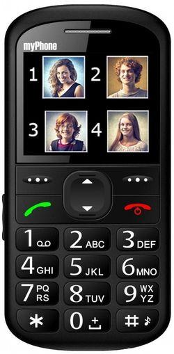 cumpără Telefon mobil myPhone Halo 2, Black în Chișinău