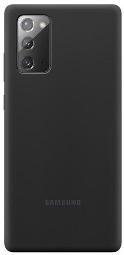 купить Чехол для моб.устройства Samsung EF-PN980 Silicone Cover Black в Кишинёве