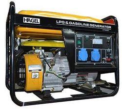 Генератор 6500 CL AC 220В 5.5 кВ Бензин HAGEL