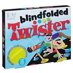 Напольная игра Твистер вслепую, код 41778