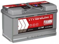 Baterie auto Fiamm Diamond L3 P+ 74 (7903137)