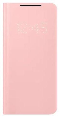 cumpără Husă pentru smartphone Samsung EF-NG991 Smart LED View Cover Pink în Chișinău