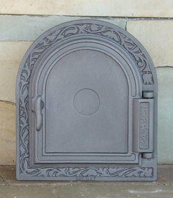 Дверца чугунная глухая правая DPK10