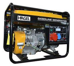 Электрогенератор Hagel 6500CL-3