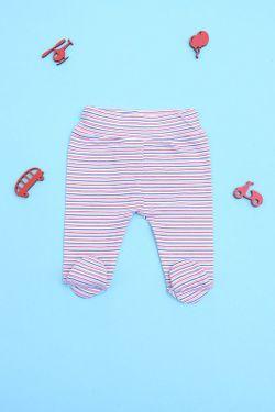 Pantaloni print liniute