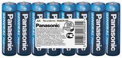 Батарейка Panasonic R6BER/8P