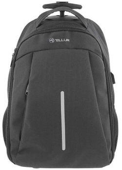 """купить Рюкзак для ноутбука Tellur TLL611262, Geanta-Troller laptop Rolly 15.6"""" в Кишинёве"""