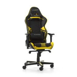 Gaming Chair DXRacer Racing GC-R131-NY, Black/Yellow
