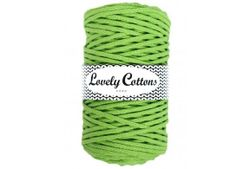 Cord 5 mm, Lime Green