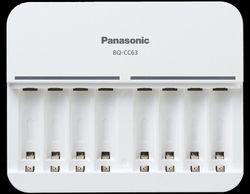 купить Зарядное устройство для аккумуляторов Panasonic BQ-CC63E в Кишинёве