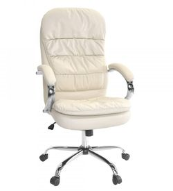 Офисное кресло Deco BX-3058 Бежевый