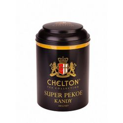 Ceai negru englez Chelton English Super Pekoe Kandy 200g