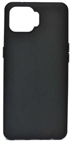 купить Чехол для смартфона Helmet OPPO Reno 4 Lite Liquid Silicone Black в Кишинёве