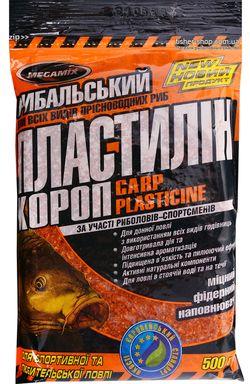 Пластилин MEGAMIX  0,5 Карп