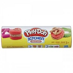 """Game Play-Doh Set """"Mini dulciuri"""" cookie-uri cu zahăr, cod 43028"""