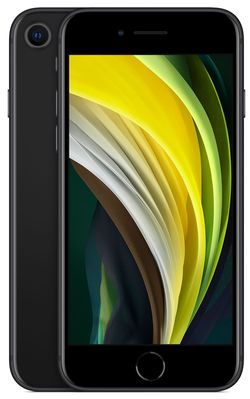 cumpără Smartphone Apple iPhone SE 2gen 64Gb Black (MHGP3\MX9R2) în Chișinău