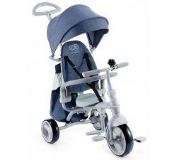 Трицикл Kinderkraft Jazz Denim