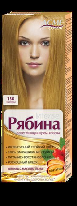 Краска для волос, ACME Рябина Intense, 100 мл., 130 - Пшеница